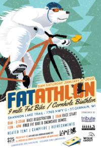Event Poster Fatathlon
