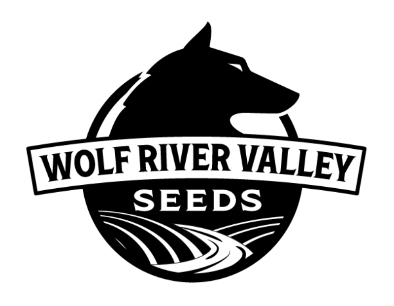 Wolf River Valley Seeds Logo